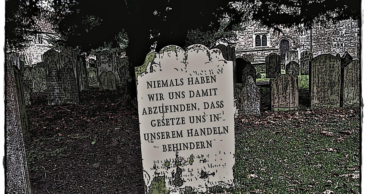 Rechtsstaat R.I.P