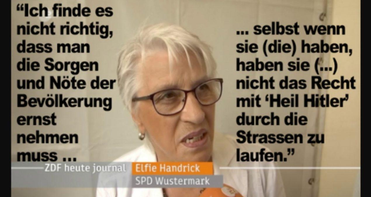 Es war einmal, die SPD …