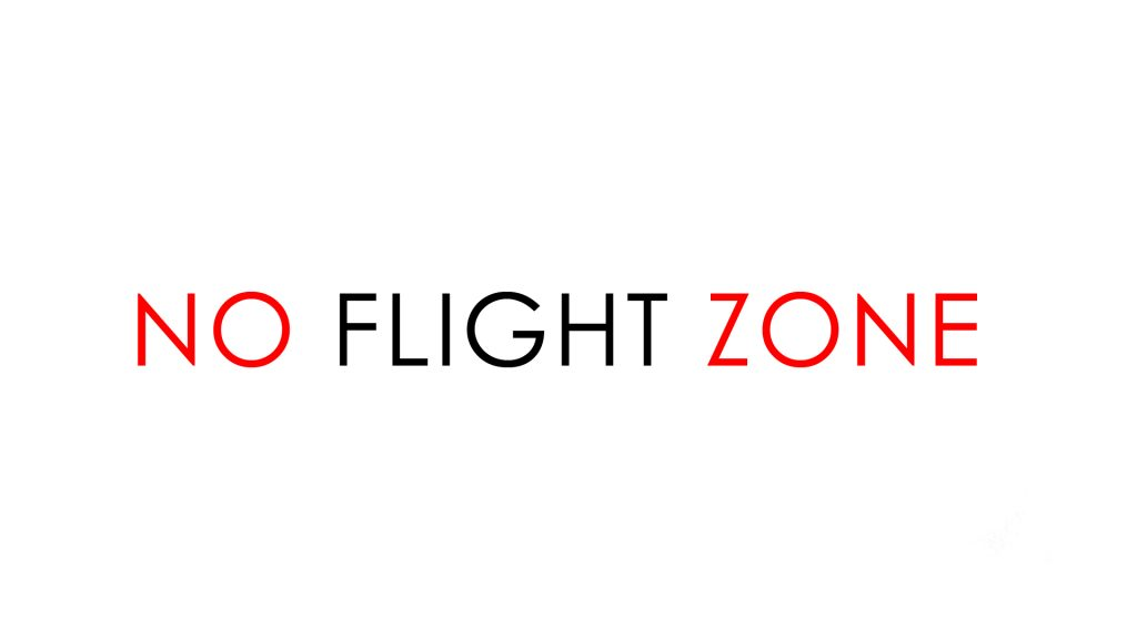 No Flight Zone